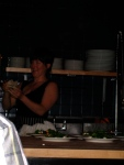 naomi in the kitchen